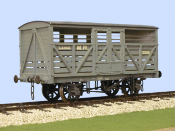 S4031W MR Cattle Wagon