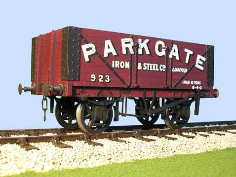 S4040W(P) CR PO 7 Plank Side Door Wagon Parkgate