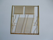 460111 SECR Hoop Top Fencing Ramps & Gates